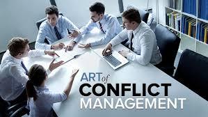 The Art of Conflict management (Image credit-thegreatcoursesplus.com)